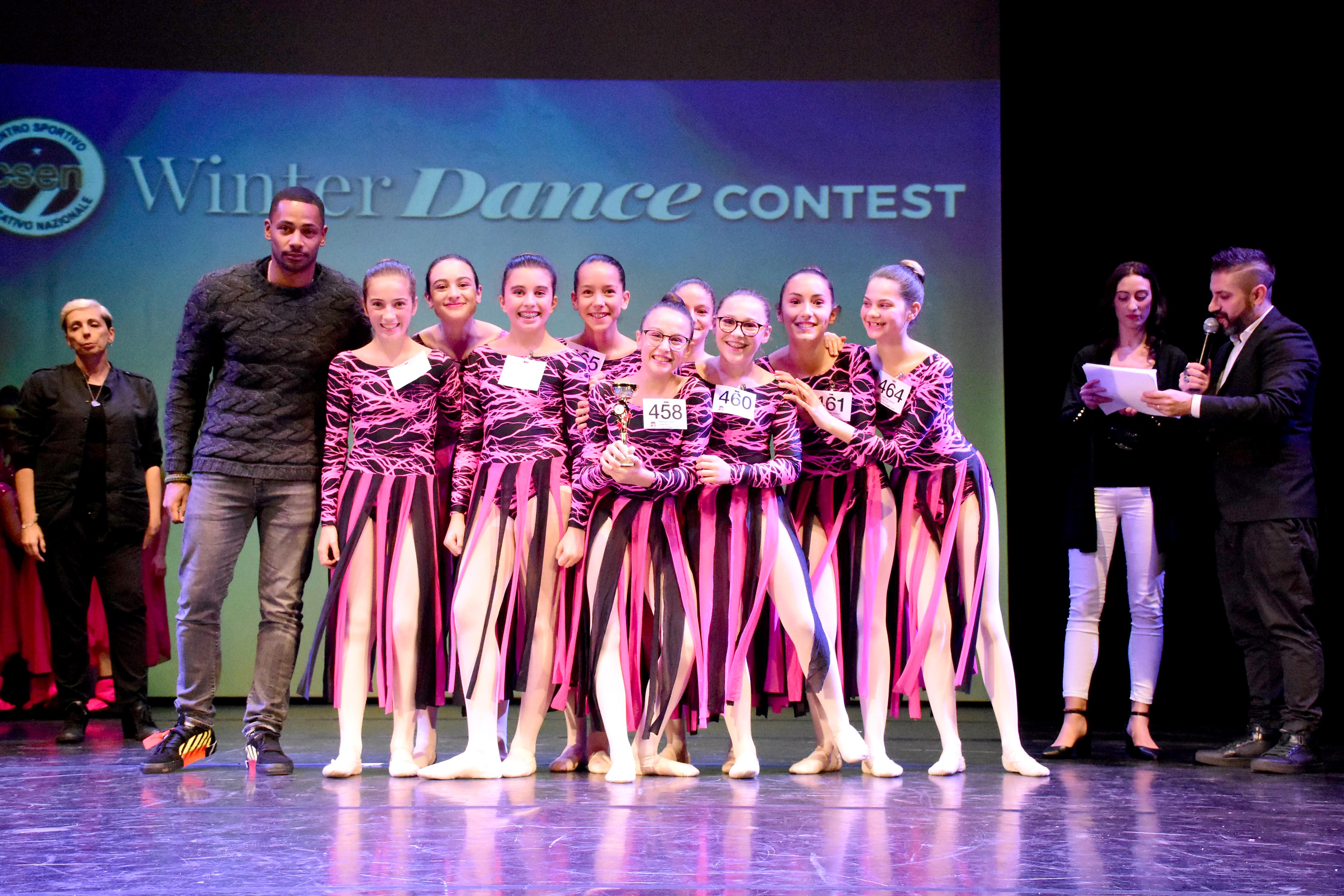 WINTER DANCE CONTEST
